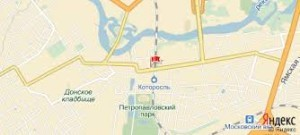 Ярославские краски схема проезда