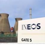 Ineos временно прекратила поставки этилена