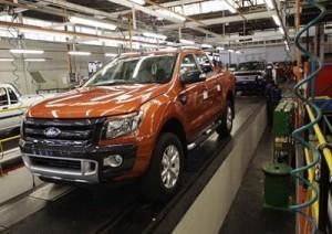 Ford разработал энергоэффективную технологию окрашивания