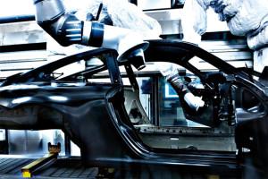 Dürr построила для Volkswagen покрасочный цех в Польше